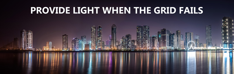 Cosine Developments, emergency lighting, fluorescent lamp emergency kits, durban, south africa, keep your lights on