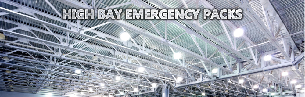 Cosine Developments, emergency lighting, fluorescent lamp emergency kits, durban, south africa, High Bay Emergency Packs
