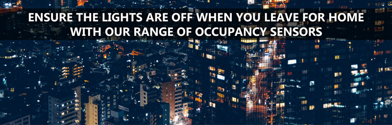 Cosine Developments, emergency lighting, fluorescent lamp emergency kits, durban, south africa, ensure the lights are off when you leave for home with our range of occupancy sensors