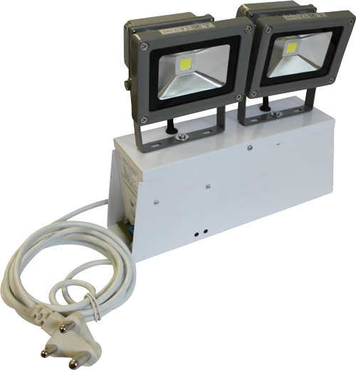 Cosine Developments ELS LED Flood Emergency Light Fittings & Systems