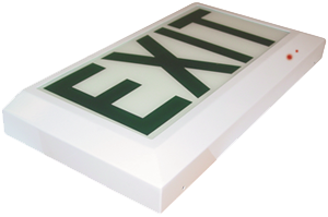 Cosine Developments Smart Exit Sign Smart Products