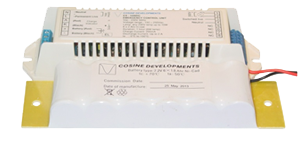 Cosine Developments LED Delta LED Emergency Gear Constant Current
