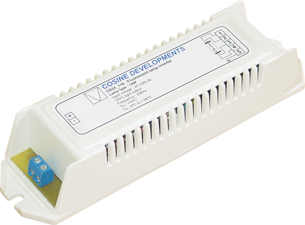 Cosine Developments 24Vdc to 48Vdc Step-Up Converter