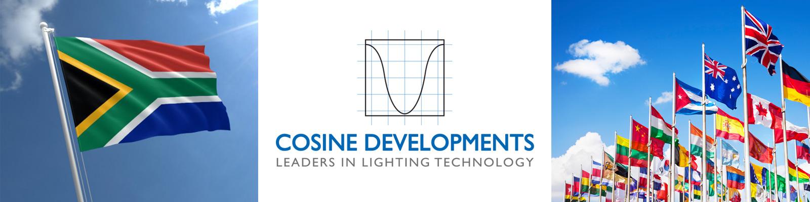 Cosine Developments, emergency lighting, smart product, durban, south africa