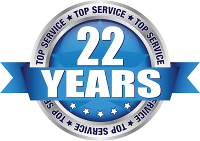 Cosine Developments 22 years of service