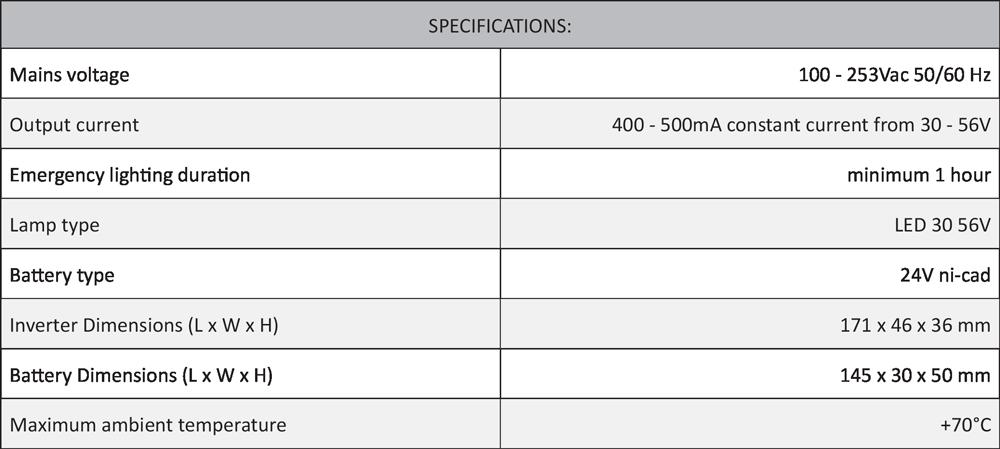 Cosine Developments LED Hydra product image