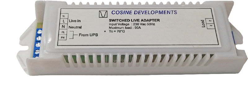 Cosine Developments Switch Live Adapter