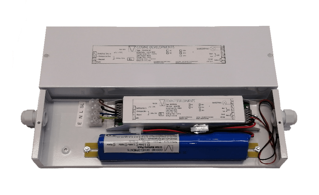 Cosine Developments ES40W Emergency Kit