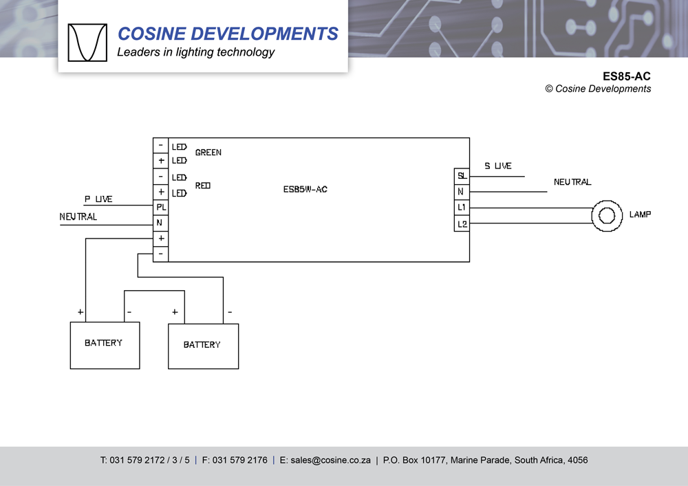 wiring diagrams rh cosinedevelopments com led emergency lighting wiring diagram led emergency lighting wiring diagram