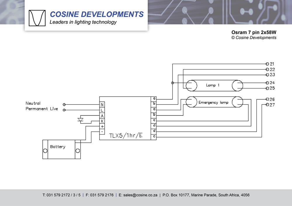 esco 7 pin wiring diagram 7 pin trailer diagram wiring
